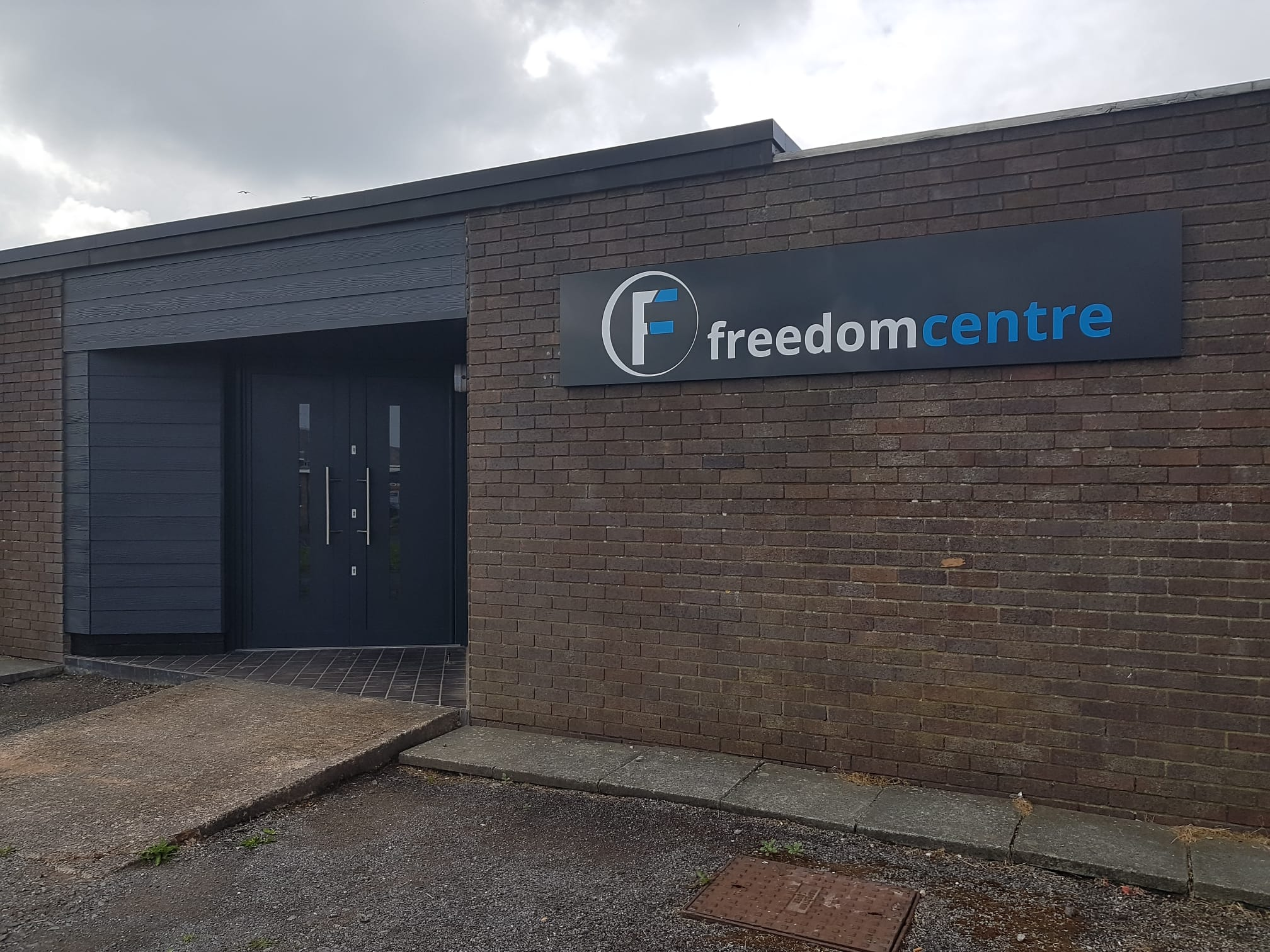 Freedom has arrived! – Pete Tomkinson